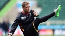 Rhys Priestland to take international break