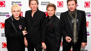 Duran Duran to receive new MTV award