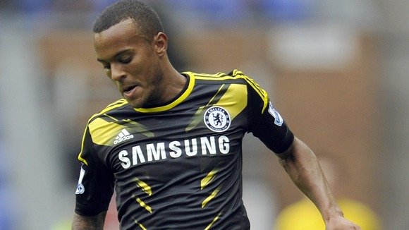 Chelsea's Ryan Bertrand is hoping to impress England manager Roy Hodgson.