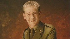 Lance Corporal Shaun Brierley died in Iraq in 2003