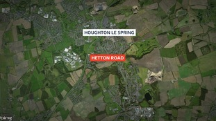 Police are appealing for witnesses after the collision on Hetton Road