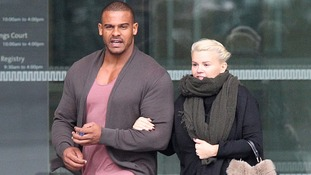 Kerry Katona's husband George Kay charged with assaulting her