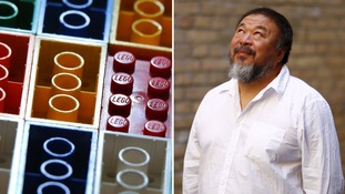 Artist Ai Weiwei vows to use Lego bricks for artwork despite sales ban