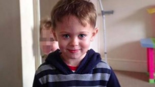 Dylan Cecil Missing boy