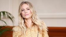Model Poppy Delevingne went to the Congo to meet families affected by disease
