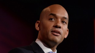 Labour MP Chuka Umunna announces engagement to girlfriend Alice Sullivan
