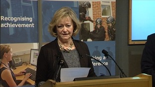 Ann Barnes - Kent Police & Crime commissioner