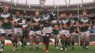 Martin Offiah backs England's Rugby League team to restore national pride