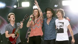 One Direction's World Tour arrives on Tyneside