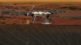 NASA's proposed InSight lander