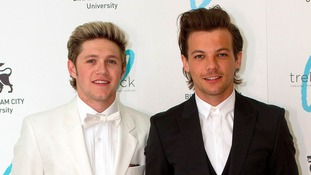Howay Man! One Direction's Niall Horan and Louis Tomlinson attempt Geordie accents