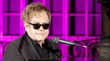 Elton John performs a special concert for Absolute Radio