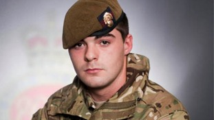 Guardsman Jamie Shadrake