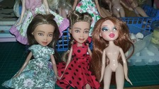"""A woman from Redruth is giving toy fashion dolls a makeover because she believes they're """"too sexualized."""""""