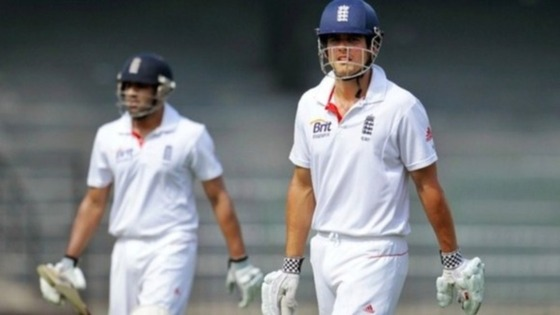 England stars Cook &amp; Bopara 