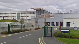 Pupil in hospital after 'serious incident' at Aberdeen school