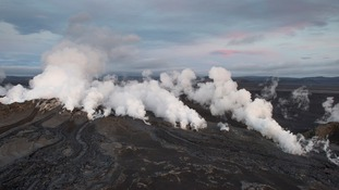 Iceland's volcanic activity could soon power UK homes