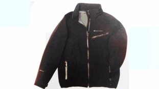 These are the clothes the unidentified man was believed to have been wearing