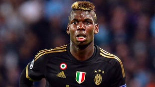 Agent: All transfer options open for Juventus midfielder Paul Pogba