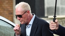 Paul Gascoigne has been fined and given a restraining order after harassing his ex-girlfriend