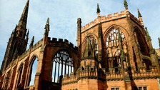 The Coventry Cathedral ruins are believed to be under threat