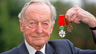 Birmingham war veteran receives top French military honour