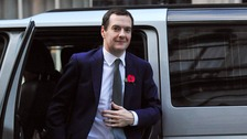 George Osborne will launch the National Infrastructure Commission in the north today
