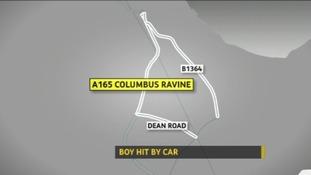 Columbus Ravine