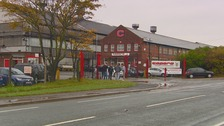 Workers at Caparo in Hartlepool have been told they have lost their jobs with immediate effect