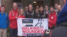Walk of Britain expedition team
