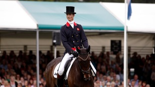 William Fox-Pitt is out of intensive care after horrific fall
