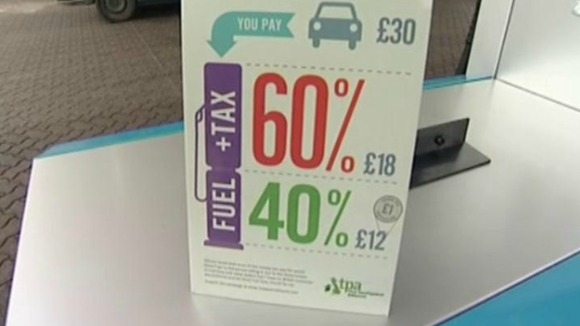 Fuel price campaign launched