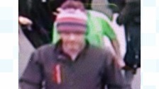 Person of interest in unprovoked train assault