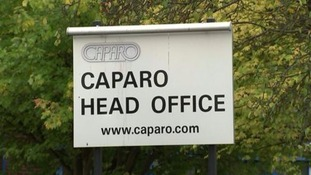 Caparo announced the job losses today