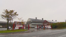 Up to 100 workers lost their jobs today at Caparo Industries in Hartlepool