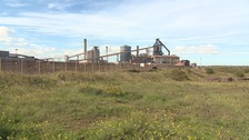 The SSI steelworks in Redcar closed following the collapse of SSI UK