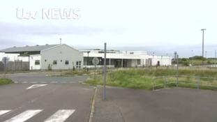 Manston Airport site