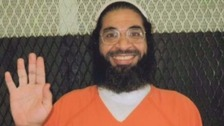 Shaker Aamer has been detained without charge since 2002.