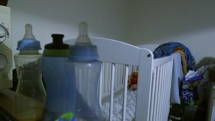 Living in cramped or unsafe temporary accommodation can badly affect children's health.