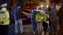 Officials say 155 people were injured in the blast