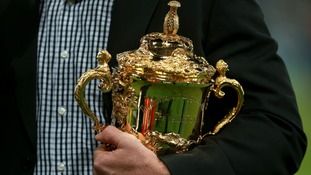 The winner will lift the William Webb Ellis Cup
