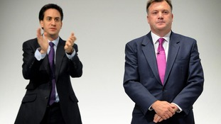 Voters have greater faith in Ed Miliband and Ed Balls to handle the economy, according to the latest ITV News Index poll