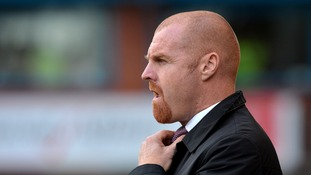 Championship: Burnley victory over Huddersfield