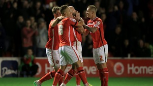 League One: Walsall leapfrog Gillingham