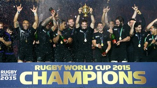 New Zealand win Rugby World Cup for the second successive time