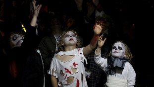 Trick-or-treating children mistakenly given bipolar medicine