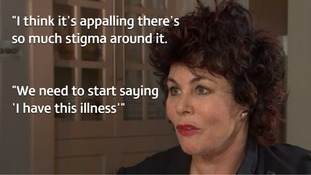 Ruby Wax: 'Depression is like the Devil has Tourette's in your head'