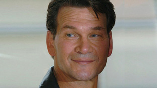Patrick Swayze, star of 'Dirty Dancing'