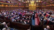 The Lords today discussed whether Brits who have lived abroad for more than 15 years should get a vote in the EU referendum