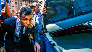 Pistorius lawyers back in court to keep him out of jail.